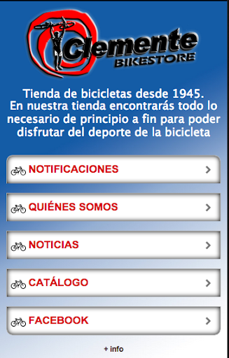 Clemente Bike Store