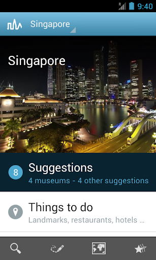 Singapore Guide by Triposo