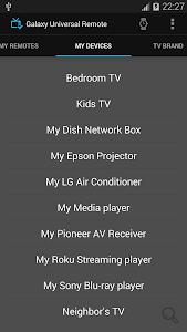 Galaxy Universal Remote v3.4 Build 67