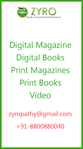 ZyroPathy Magazine