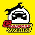 Libro mantenimiento de coche icon