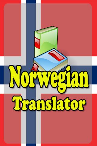 Norwegian Translatior
