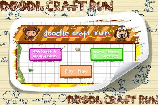 Doodle Craft Run