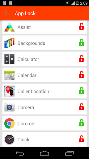 App Lock 2.5 screenshots 13