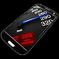HD Speedometer GPS 1.1