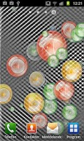 Screenshot of Bacteria Live Wallpaper Full