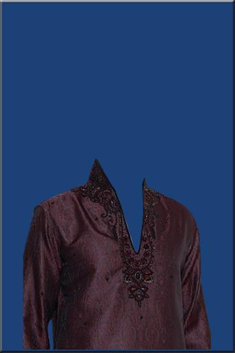 Indian Man Suit Photo