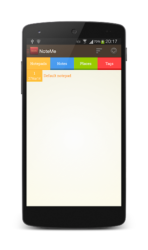 NoteMe Pro - mobile notes