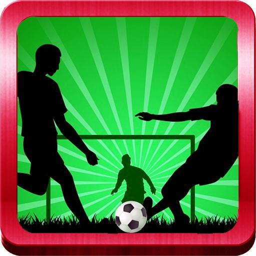休閒必備App 踢足球锦标赛 LOGO-綠色工廠好玩App