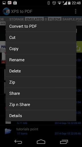 玩免費商業APP|下載XPS to PDF Converter Pro app不用錢|硬是要APP