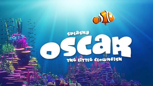 小丑鱼水泼奥斯卡