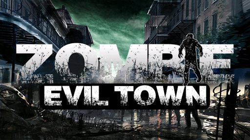 ゾンビ悪タウン - 3DのFPS