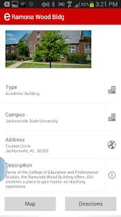 MyJSU Mobile - screenshot thumbnail