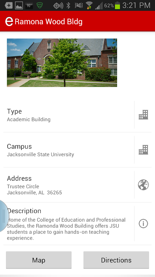 MyJSU Mobile - screenshot