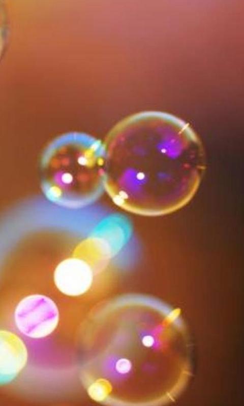 Soap Bubble Wallpaper Screenshot