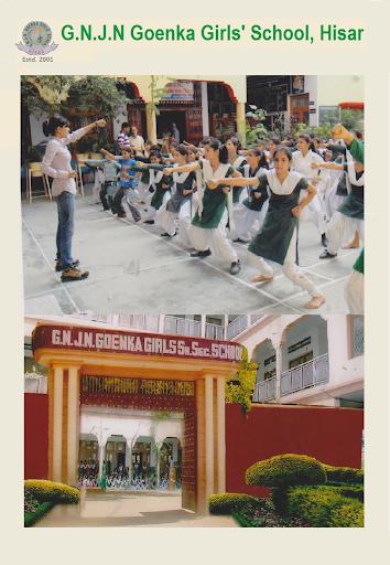 Goenka School Hisar