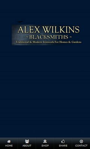 Alex Wilkins Blacksmiths