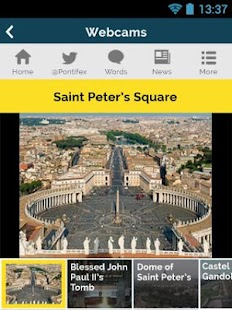 The Pope App - screenshot thumbnail