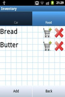 Shopping List Pro - screenshot thumbnail
