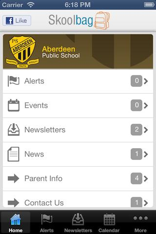 Aberdeen Public School - screenshot