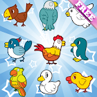Birds Best Games for Toddler icon
