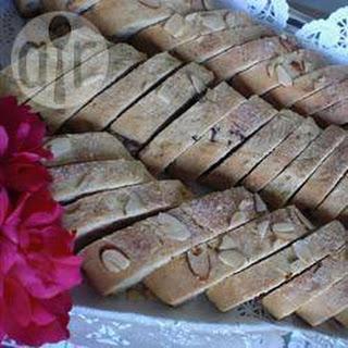 Joodse Chocoladecake (mandelbrot)