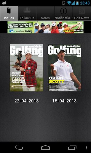Golfing Weekly