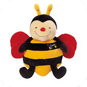 A Singing & Laughing Bee
