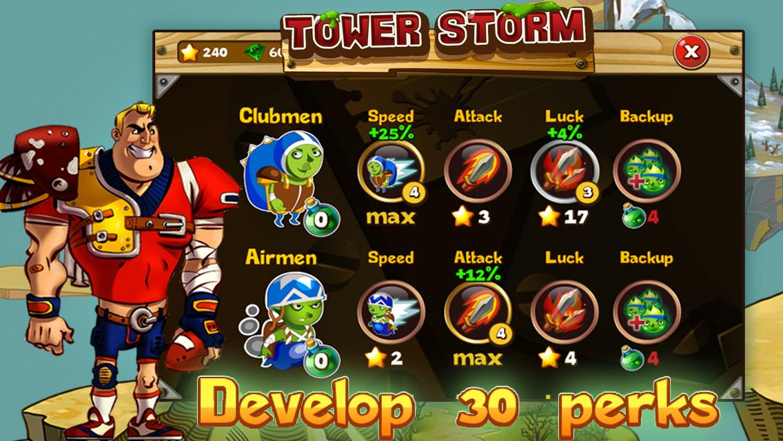 Tower Storm- screenshot