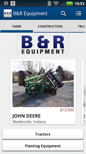 B R Equipment