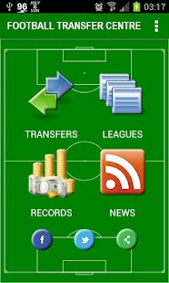 Football Transfer Centre - screenshot thumbnail