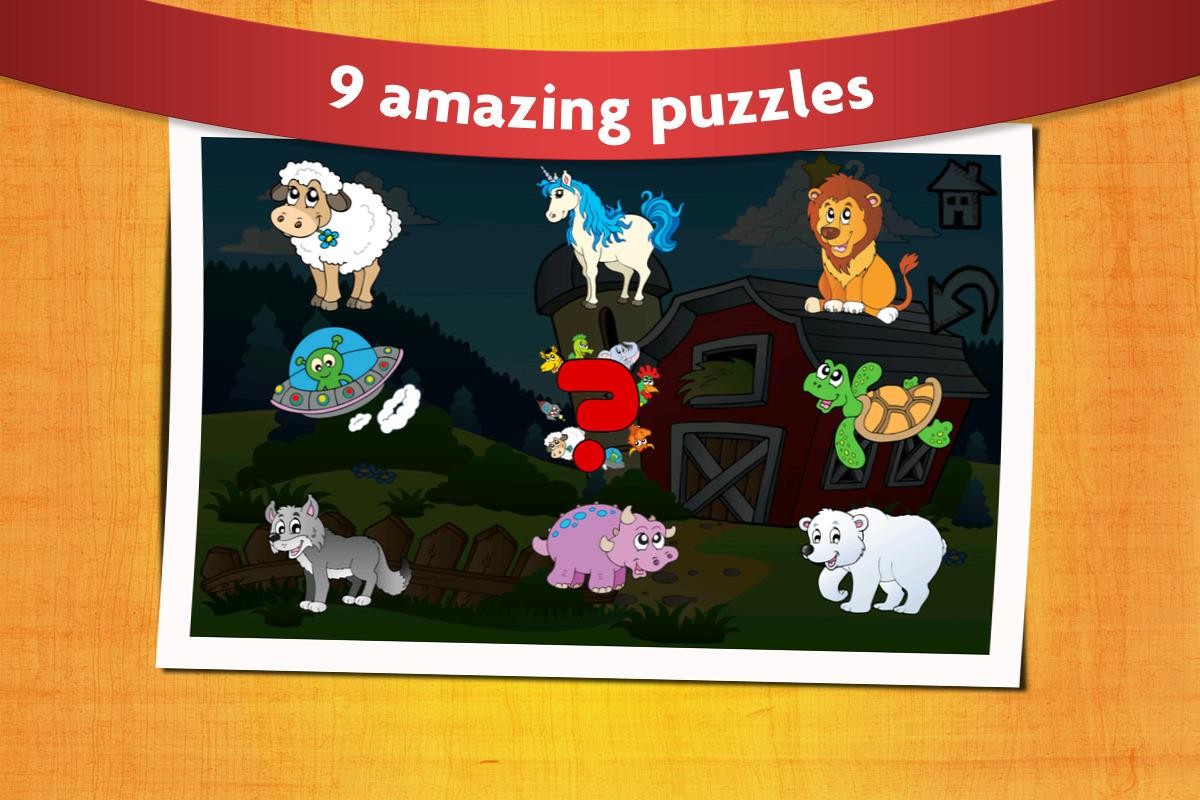 Peg Puzzle Games for Kids Free- screenshot