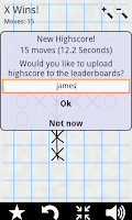 Screenshot of Mega Tic Tac Toe Online