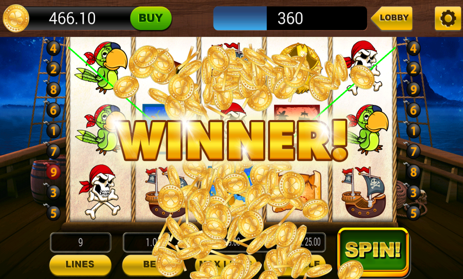 World Of Slots- screenshot