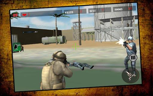 玩免費動作APP|下載枪攻击战 app不用錢|硬是要APP