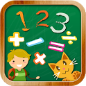 QCat - Kids Math Plus icon