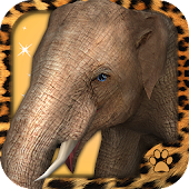 Virtual Pet Elephant