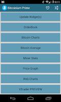 Screenshot of Bitcoinium Prime ★No-Ads★