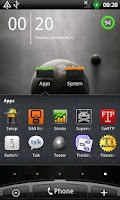 Screenshot of SiMi Folder Widget