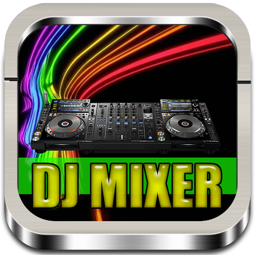 DJ Mixer Mobile LOGO-APP點子