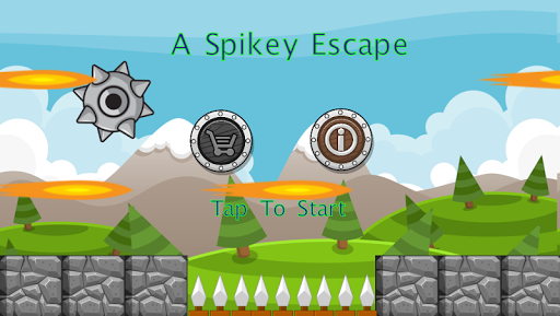 A Spikey Escape