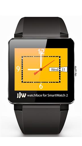 JJW Watchface 06 for SW2