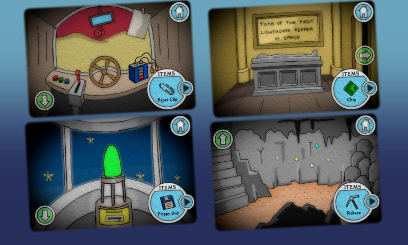 Mystery Lighthouse 2- screenshot