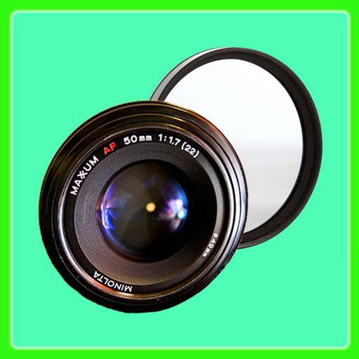 相機濾鏡指南