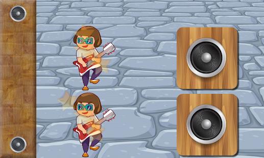 音樂遊戲的孩子 樂器 教育 App-愛順發玩APP
