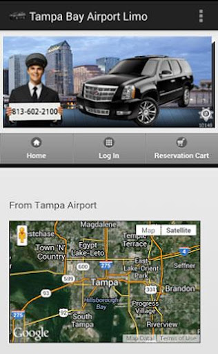 Tampa Bay Airport Limo