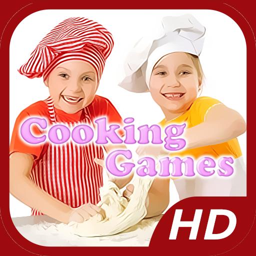 烹飪遊戲 LOGO-APP點子