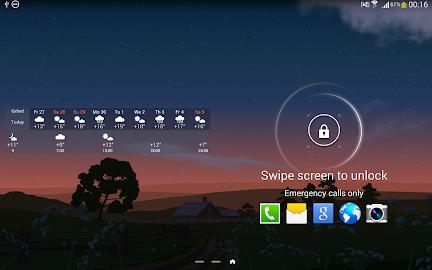 YoWindow Free Weather Screenshot 24