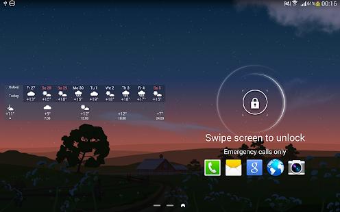 Precise Weather YoWindow Screenshot 26
