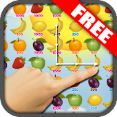 FREE Fruit Swipe Frenzy Match3